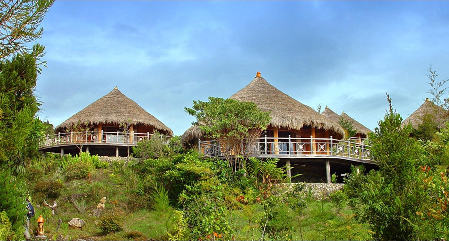 Baliem Valley resort