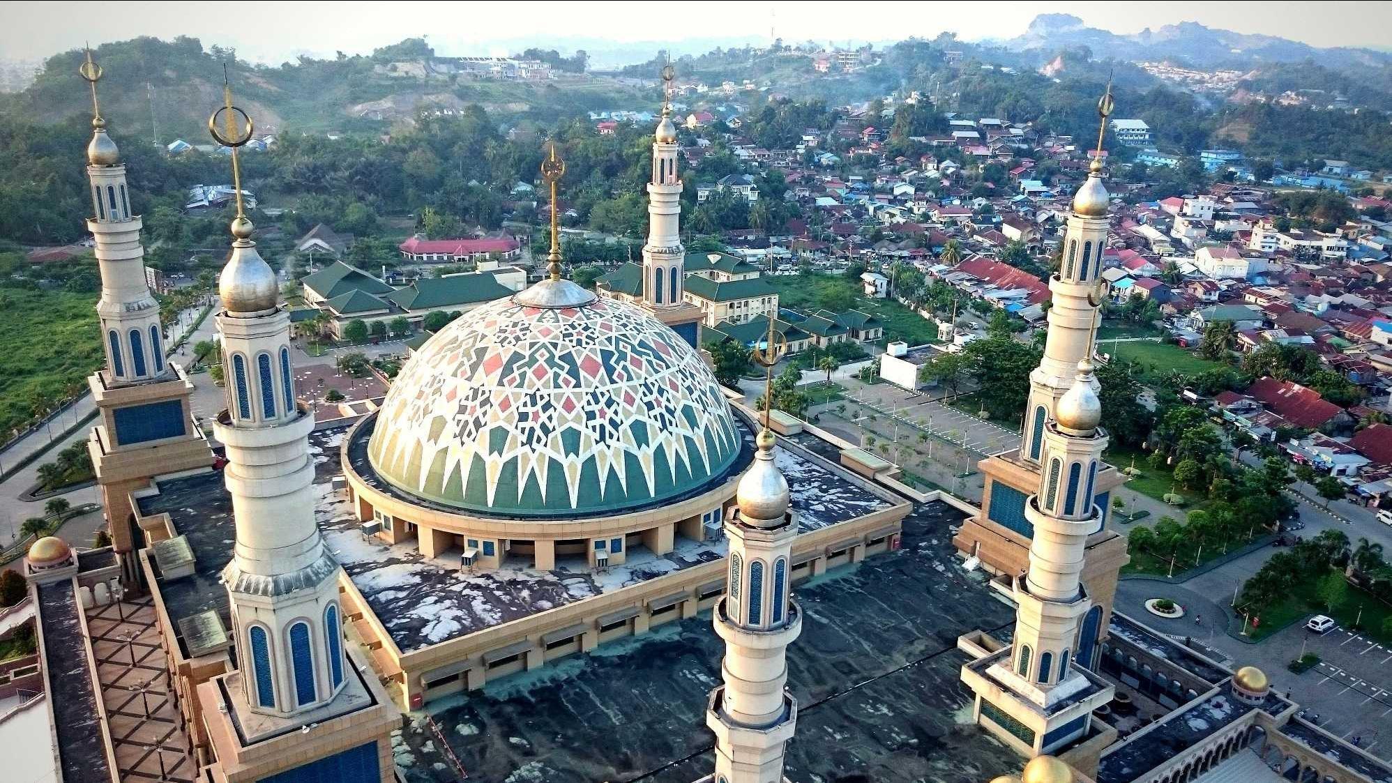 Samarinda mosque