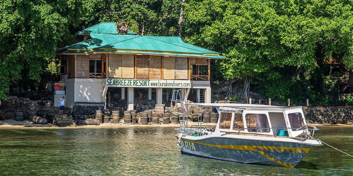 Bunaken divers Seabreeze resort