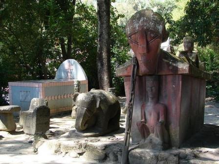 Samosir - graf koning Sidabutar
