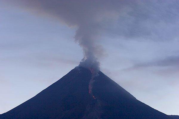 Uitbarsting Merapi 2010