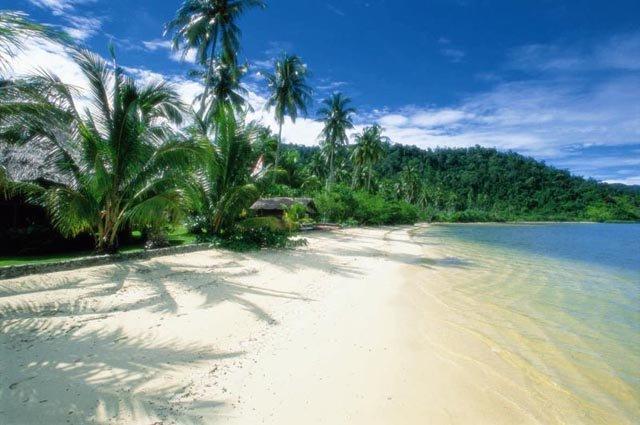 Cubadak strand