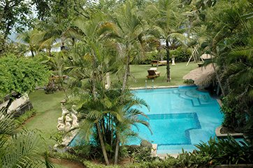 The Sari Beach hotel