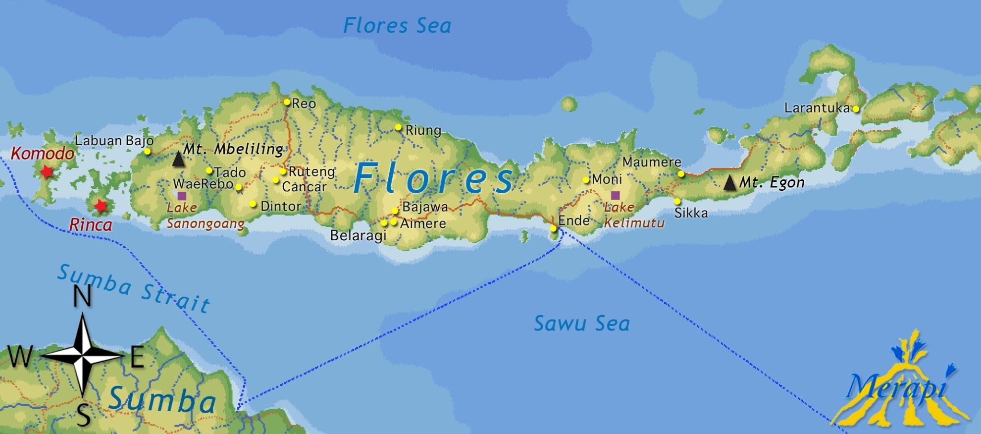 Flores&Komodo