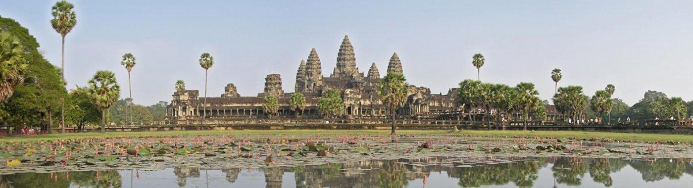 Cambodja Angkor Wat
