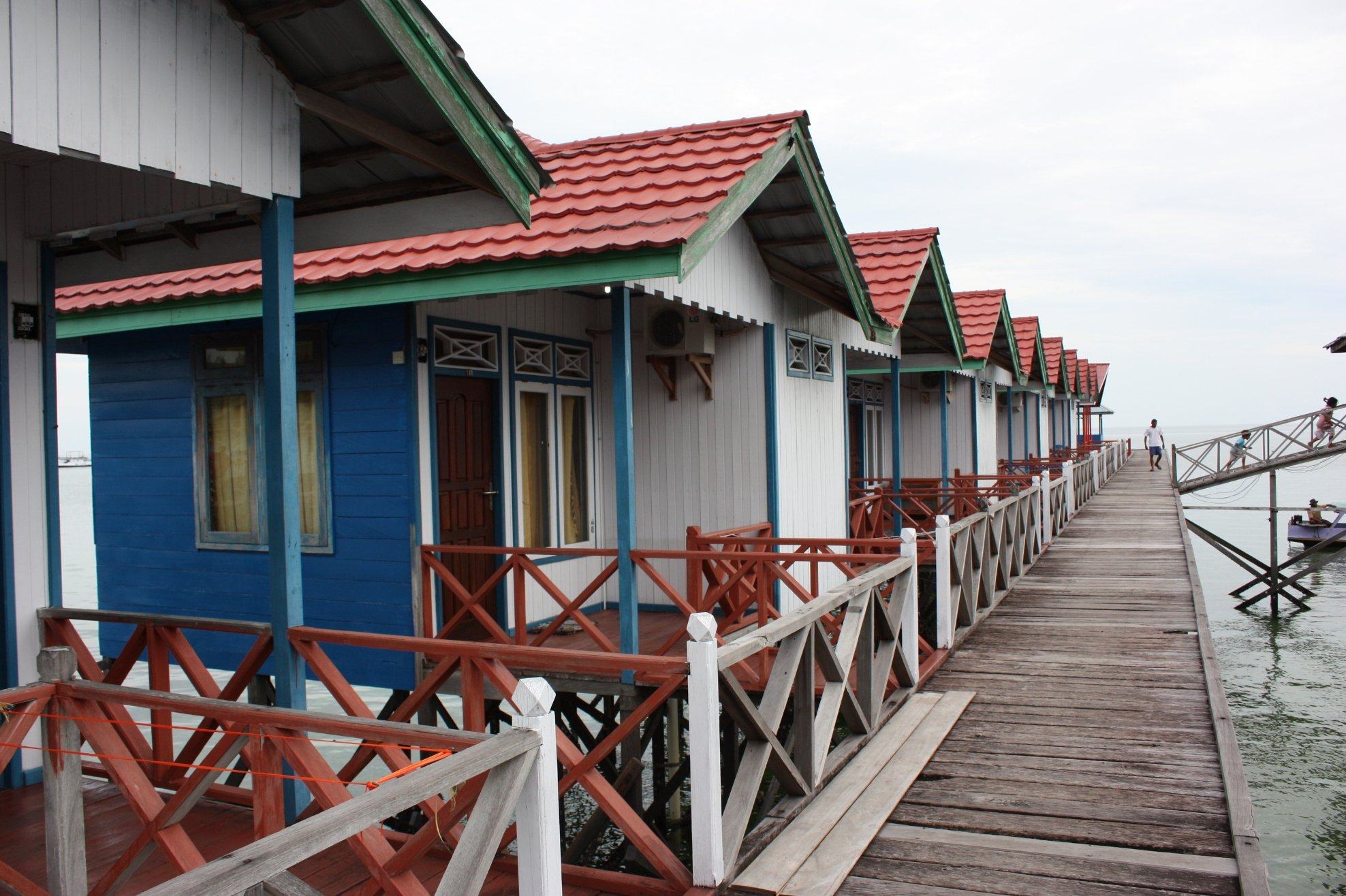 Sari cottage Derawan