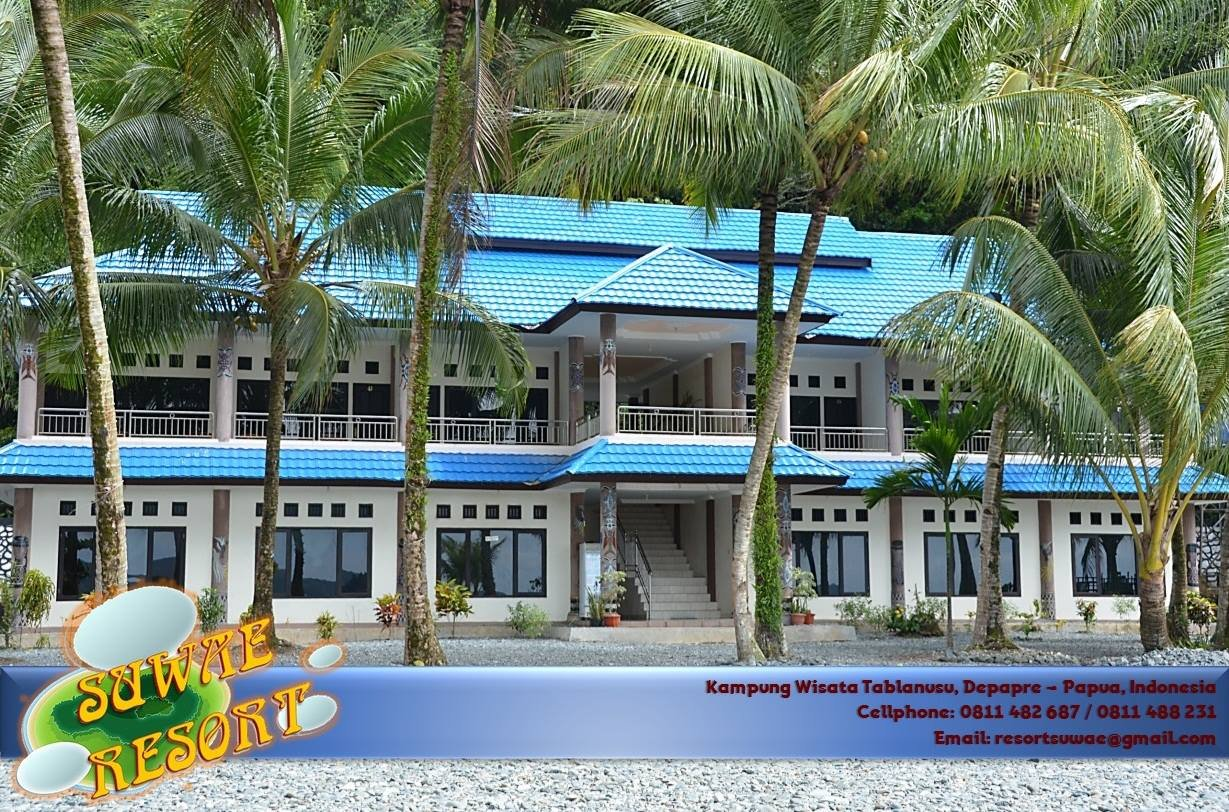 Suwae resort Tablanusa