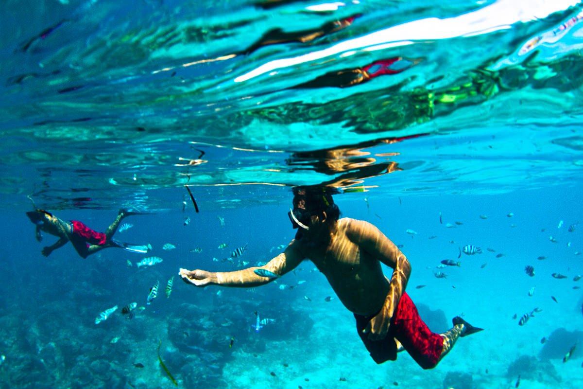 Lembongan Beach club - Nusa Lembongan - accommodatie