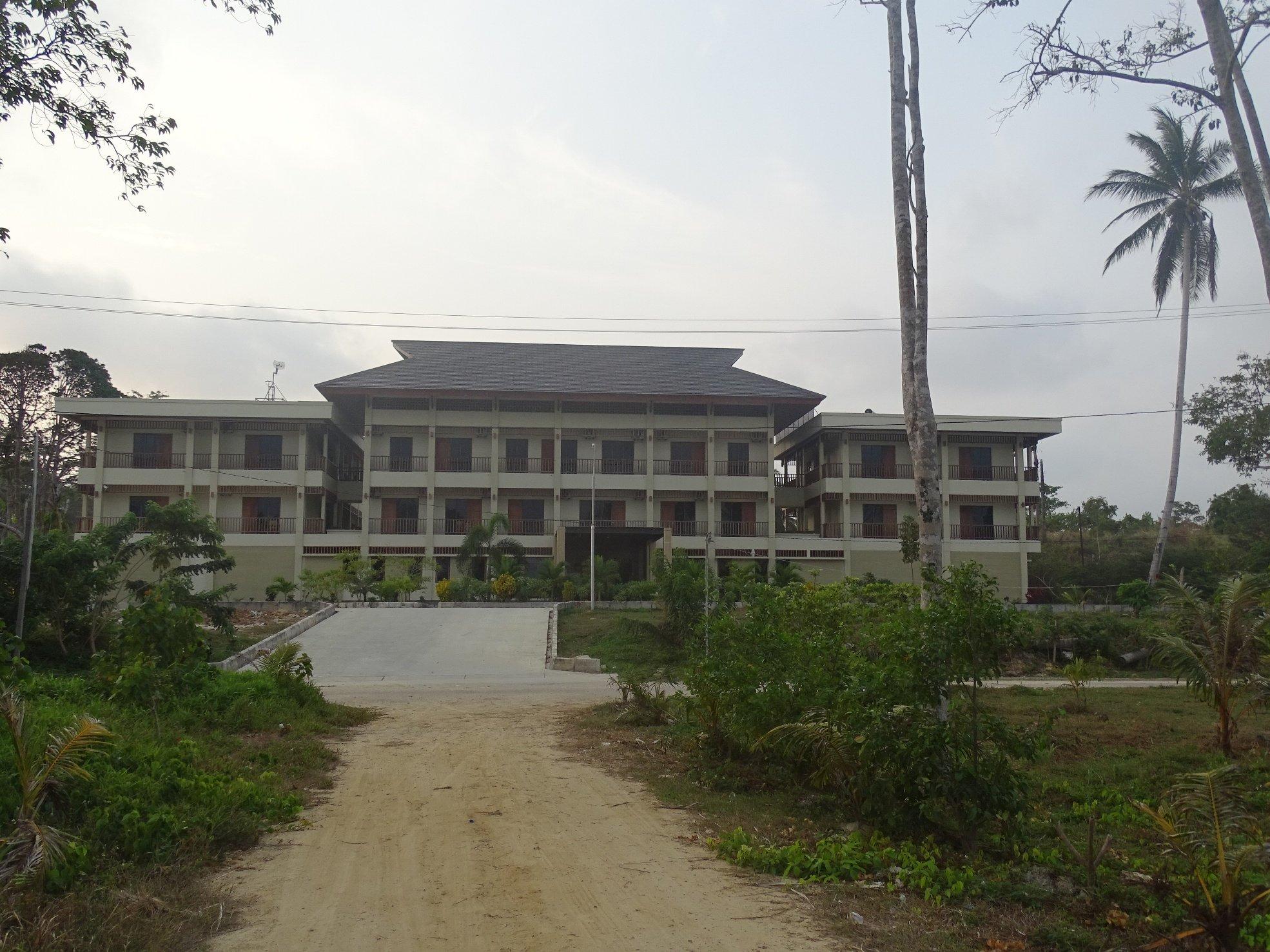 Grand hotel Kaimana