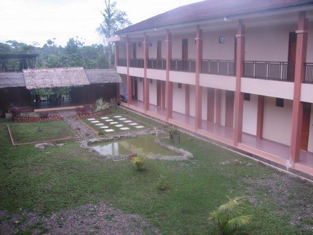 Steenkool hotel