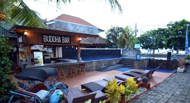 Padangbai Beach resort