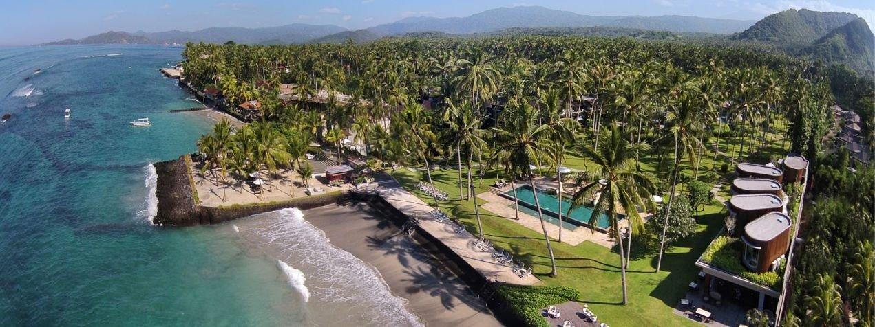 Candi beach resort