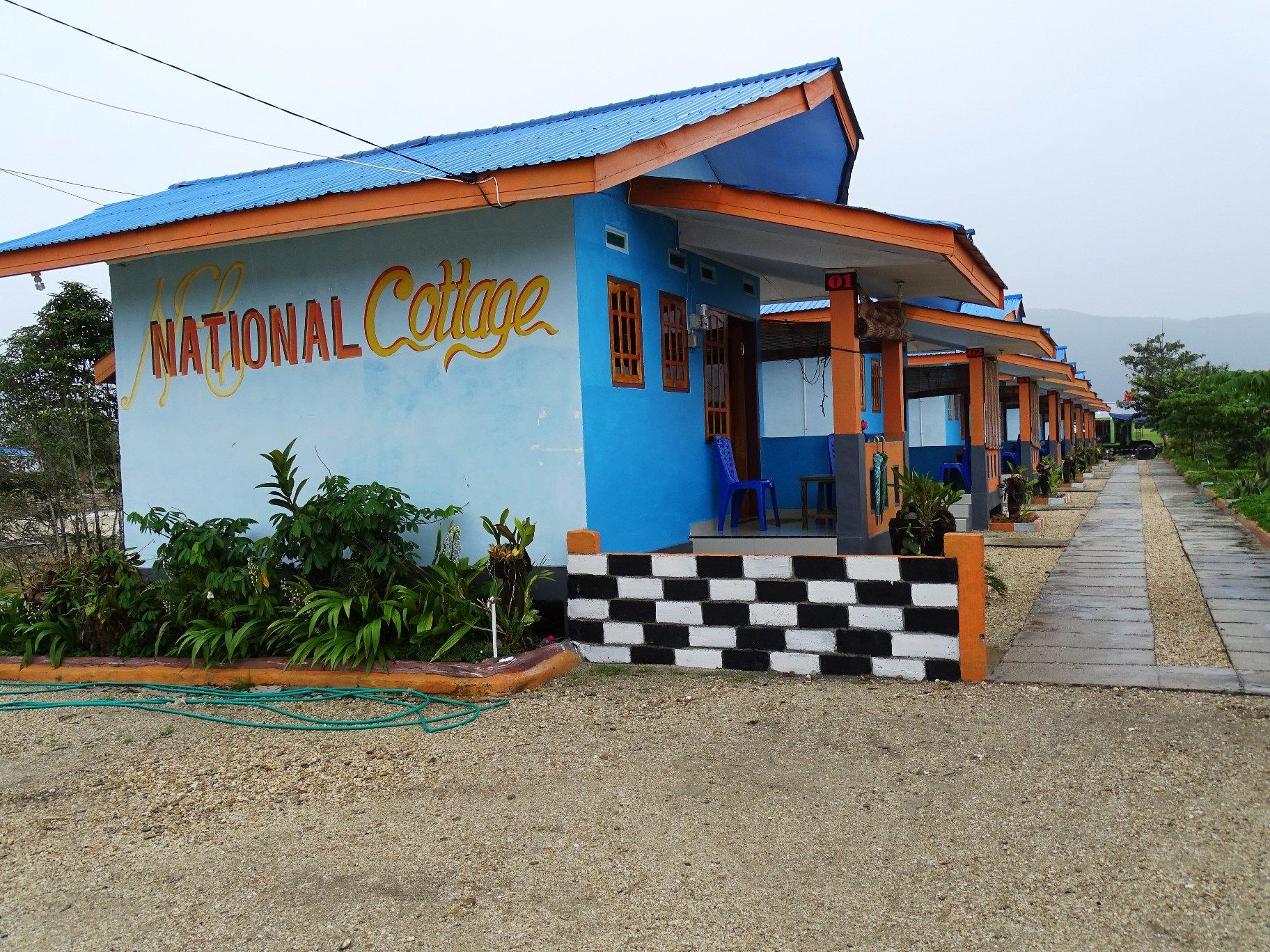 National cottages