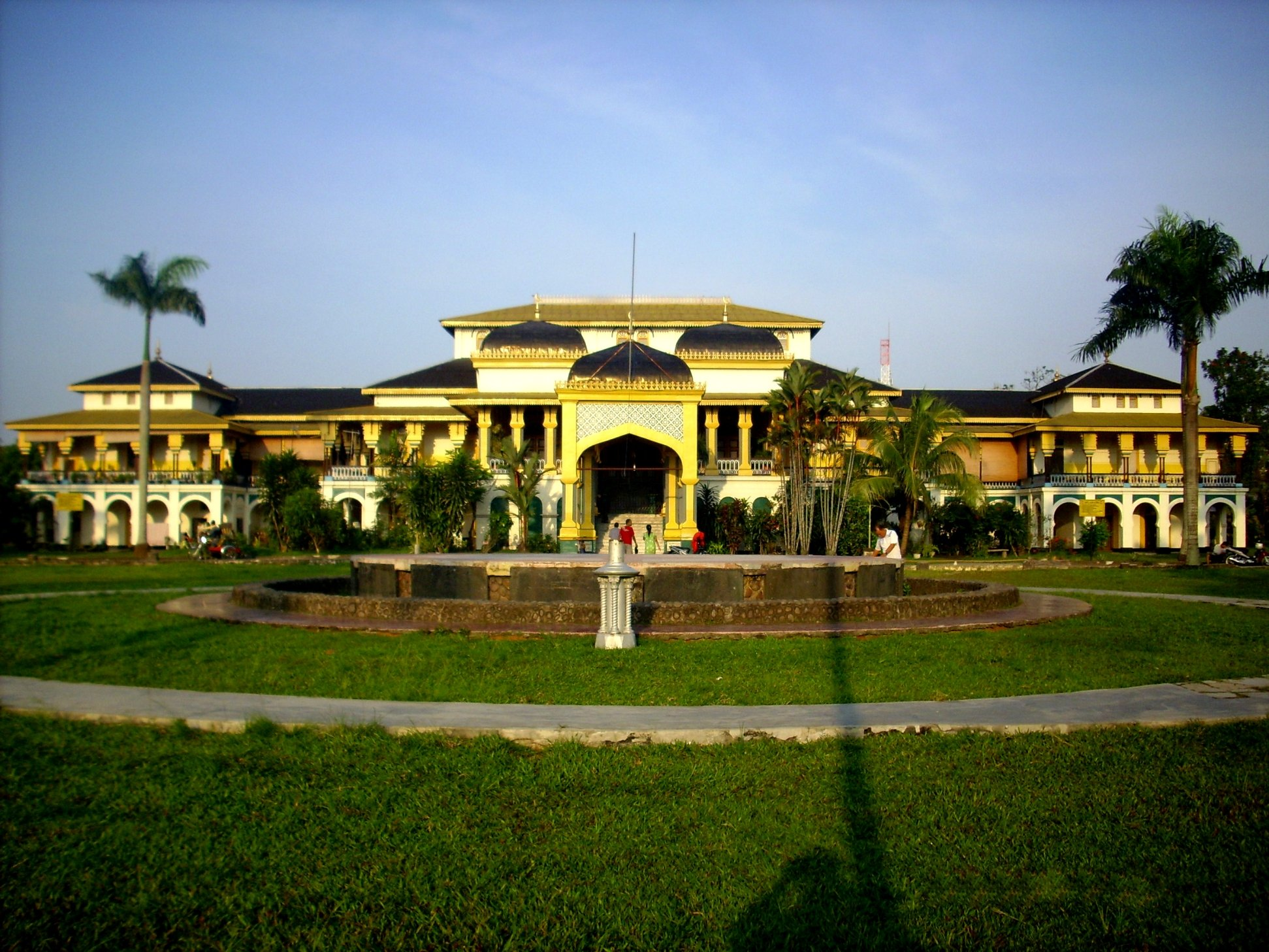 Medan - Sultan palace
