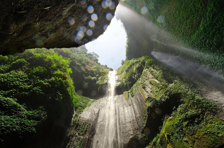 Madakaripura waterval