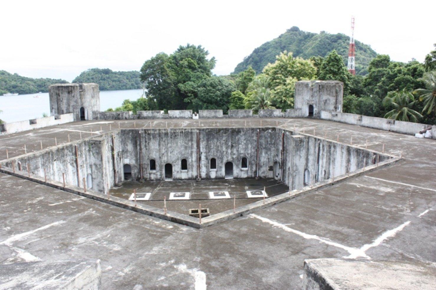 Banda Fort Belgica