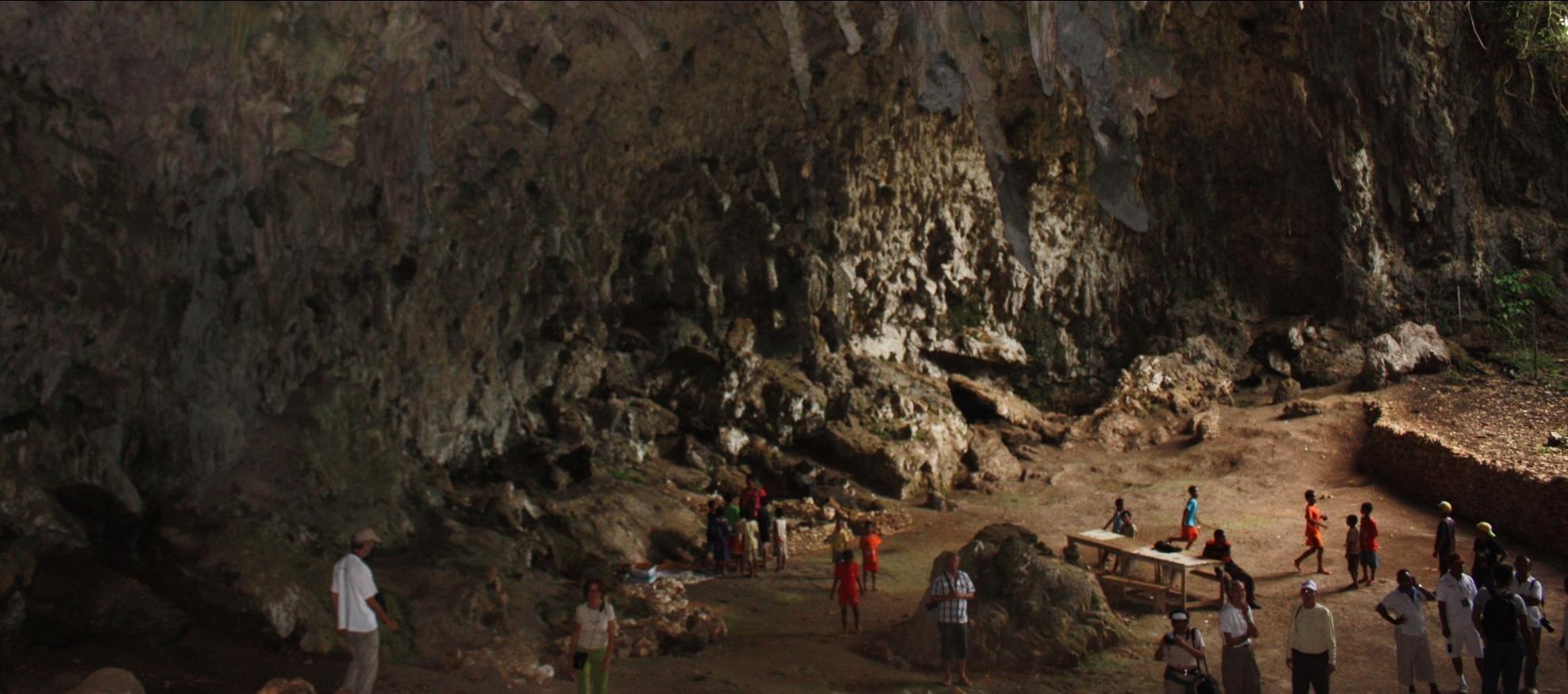 Liang Bua cave
